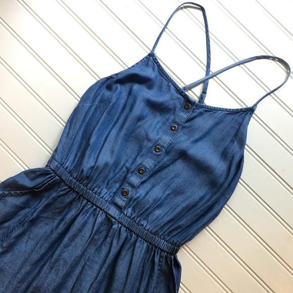 Old Navy Dresses & Skirts - Chambray Dress